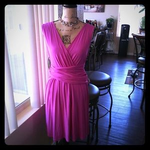 INC Fuschia pink dress👗 NWT